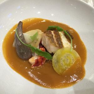 お料理|457854さんのヴィラ・デ・マリアージュ越谷レイクタウンの写真(422757)