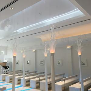 チャペルが美しい 460711さんのHOTEL NEW OTANI HAKATA (ホテルニューオータニ博多)の写真(431040)