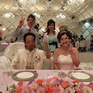 テーブルコーディネートがとても可愛かったです。|461493さんのローザフェリーチェの写真(509866)