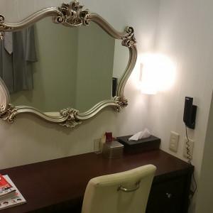新郎の控え室までも素敵です~|461573さんの小さな結婚式 浦和店の写真(440549)