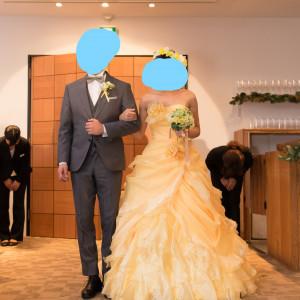カラードレス|464927さんのEn WEDDING(エン ウェディング)の写真(446412)