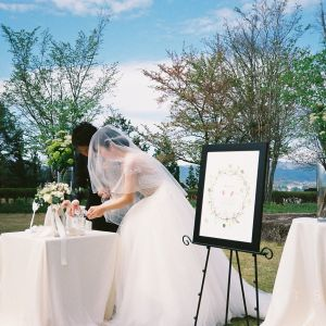 ガーデンウェディング|469057さんの飛騨高山美術館の写真(456408)
