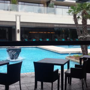 中庭、プールサイド|469418さんのザ・グランスイート (-small luxury resort- THE GRAN SUITE)の写真(459024)