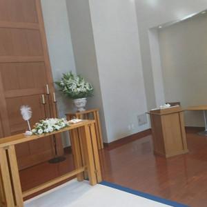 チャペル内の写真|471081さんのホテルハーヴェスト旧軽井沢の写真(567203)