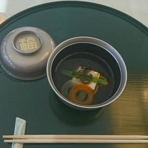 お吸い物|471081さんのホテルハーヴェスト旧軽井沢の写真(567201)