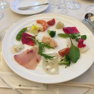 披露宴料理 471128さんのメゾン・ド・アニヴェルセルの写真(464848)