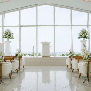 このロケーションで幸せな結婚式をあげて下さい|471170さんのシー シェル ブルー/サザンビーチホテル&リゾート●小さな結婚式の写真(463975)