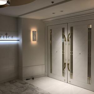 ゲスト用チャペルへの扉|471667さんのHOTEL NEW OTANI HAKATA (ホテルニューオータニ博多)の写真(476115)