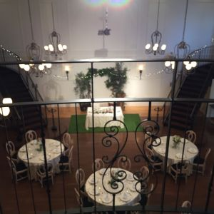 二階からの景色。天井が高く、広々とした、印象。|472609さんのヴィラ・デ・マリアージュさいたまの写真(470622)