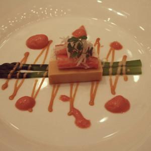 前菜|474275さんのホテルメトロポリタン山形の写真(583975)