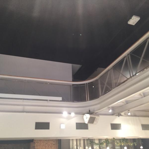 披露宴会場を2階から見れます。開放感がある作り