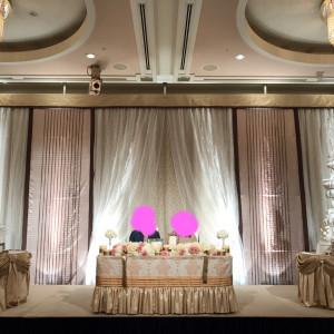 披露宴会場の写真です|476402さんのHOTEL NEW OTANI HAKATA (ホテルニューオータニ博多)の写真(483022)
