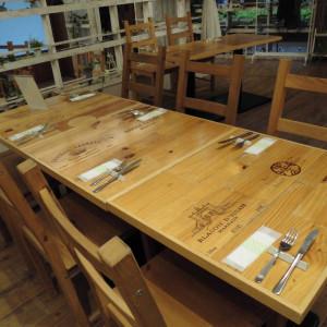 テーブルコーディネート|476429さんのリトルメリー教会(ウエディング取扱終了)の写真(552725)