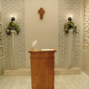 チャペル|476429さんのリトルメリー教会(ウエディング取扱終了)の写真(551555)