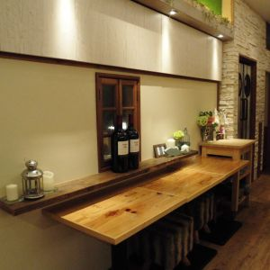 パーティー会場 オープンキッチン|476429さんのリトルメリー教会(ウエディング取扱終了)の写真(552722)