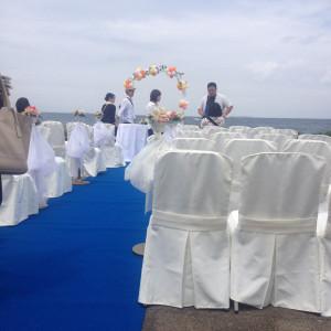 海がきれい|478120さんの観音崎京急ホテルの写真(491141)