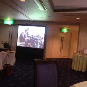 横須賀らしい海を感じる会場でした|478120さんの観音崎京急ホテルの写真(491149)