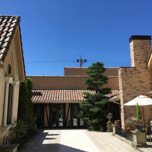 屋根からお菓子まきができます|478561さんのグランシェル・ルミエール (GRAND-CIELグループ)の写真(568797)