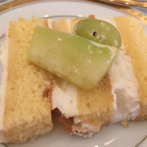 ウエディングケーキ|481865さんのヴィラ・デ・マリアージュ 宇都宮の写真(542099)