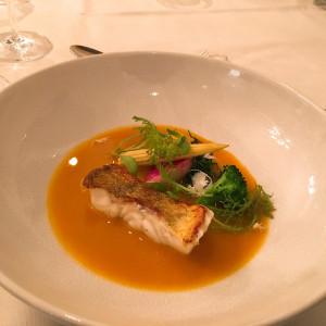 ブイヤベース、魚介の出汁が効いておりとても美味しいかったです|482442さんのヴィラ・デ・マリアージュ軽井澤の写真(515985)