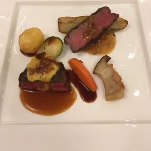 お肉料理|483670さんのジャルダンの写真(527625)