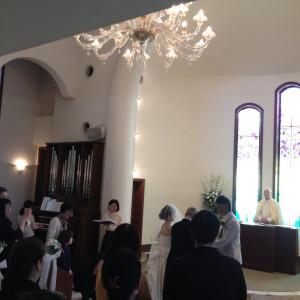 チャペル|484727さんのホテルラポール千寿閣の写真(540909)