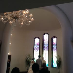 チャペル|484727さんのホテルラポール千寿閣の写真(540906)