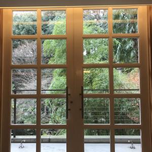 サロンからのガーデン^ ^|485464さんのハイアット リージェンシー 京都の写真(558746)