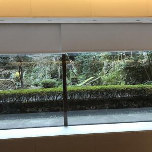 会場からのガーデン^ ^|485464さんのハイアット リージェンシー 京都の写真(558803)