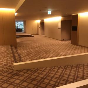 会場外の歓談場所^ ^|485464さんのハイアット リージェンシー 京都の写真(558767)