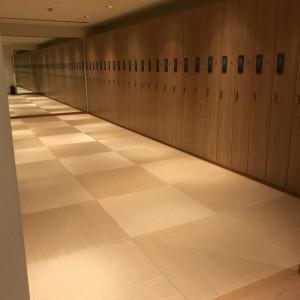 更衣室^ ^|485464さんのハイアット リージェンシー 京都の写真(558755)