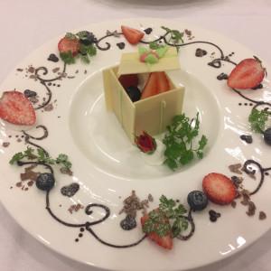 ケーキの飾り付けが可愛いかった。|487090さんのPLEIAS OTA(プレイアス太田)の写真(570758)