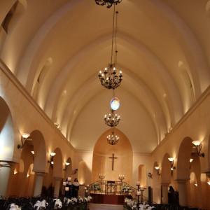 天井も高いです。|487090さんのヴィラ・デ・マリアージュ 太田の写真(551075)