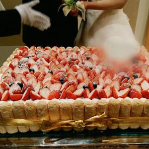 披露宴用ケーキ 487147さんのEnFance(アンファンス)の写真(550762)