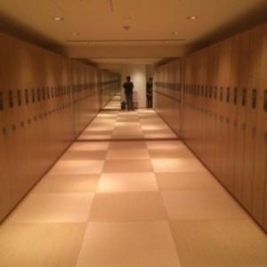 ロッカールームもとても広いです。|487338さんのハイアット リージェンシー 京都の写真(552501)