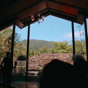 チャペル内|487990さんのヴィラ・デ・マリアージュ軽井澤の写真(647732)
