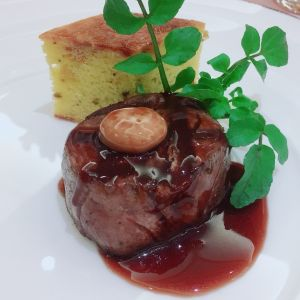 美味しいお肉料理|489482さんのアニヴェルセル 長野の写真(572716)