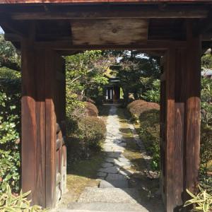 犬山ホテル内にある日本庭園、有楽園です|490769さんの名鉄犬山ホテルの写真(568436)
