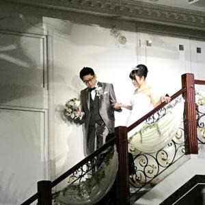 始めの入場は階段からにしました。オススメです!|490924さんのSt. GRAVISS(セントグラビス)の写真(569573)
