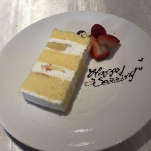 全てオーダー正式でウェディングケーキが作れるのが嬉しい|491858さんのヴィラ・デ・マリアージュさいたまの写真(570872)
