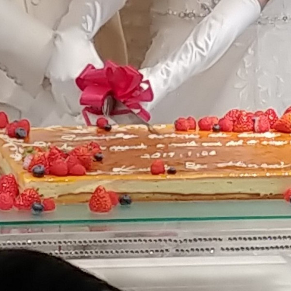 珍しいチーズケーキ