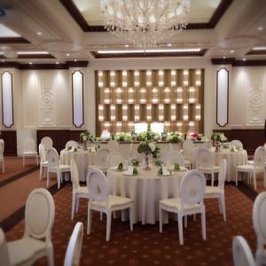 白を基調とした内装で、とても明るく綺麗です。|493254さんのアニヴェルセル 長野の写真(611957)
