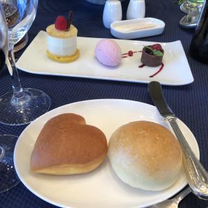 デザートとパン|493888さんのJRタワーホテル日航札幌の写真(691476)