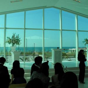 海が見えます!|494932さんのシー シェル ブルー/サザンビーチホテル&リゾート●小さな結婚式の写真(586012)