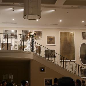 大階段 494996さんのアーヴェリール迎賓館(岡山)の写真(621067)