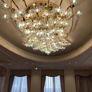 シャンデリア|495505さんのホテルグランドパレスの写真(587138)