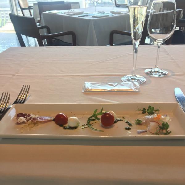 イタリアン料理、前菜