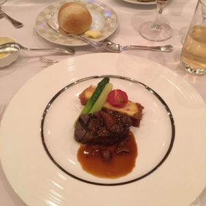 メインの肉料理です。|499951さんのアルカーサル迎賓館川越の写真(616425)