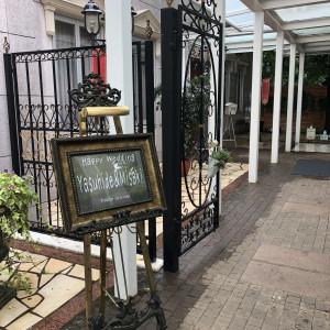 入り口。|500385さんのアルカーサル迎賓館川越の写真(620162)