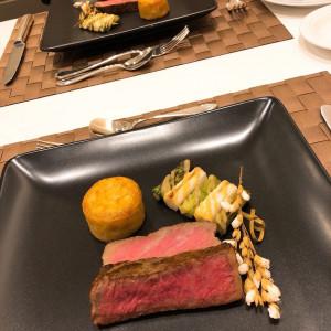 お肉のジューシーさがたまらない。|501234さんのホテルメトロポリタン エドモント(JR東日本ホテルズ)の写真(622306)